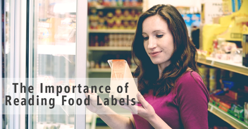The Importance of Reading Food Labels